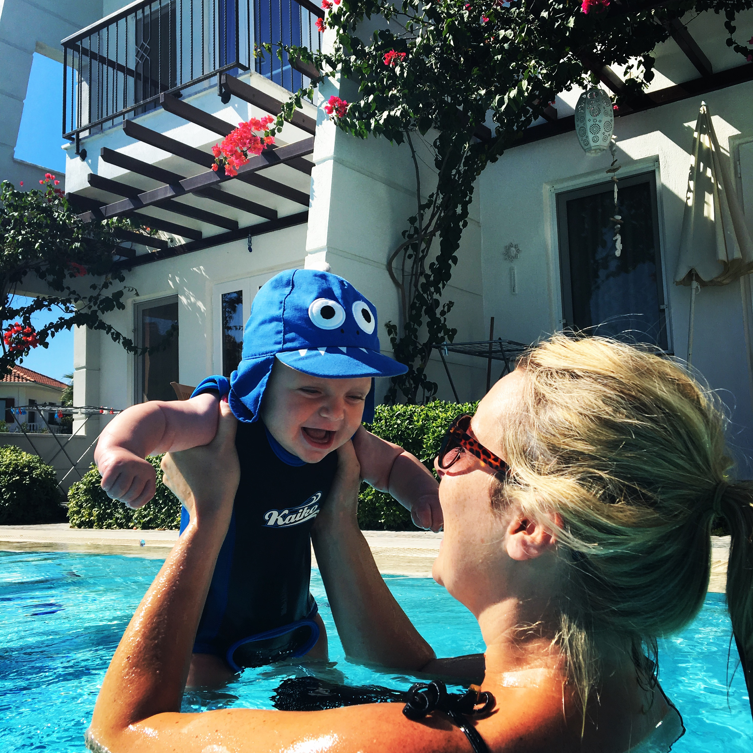 Swimming With Our Baby Boy The Outdoor Dad