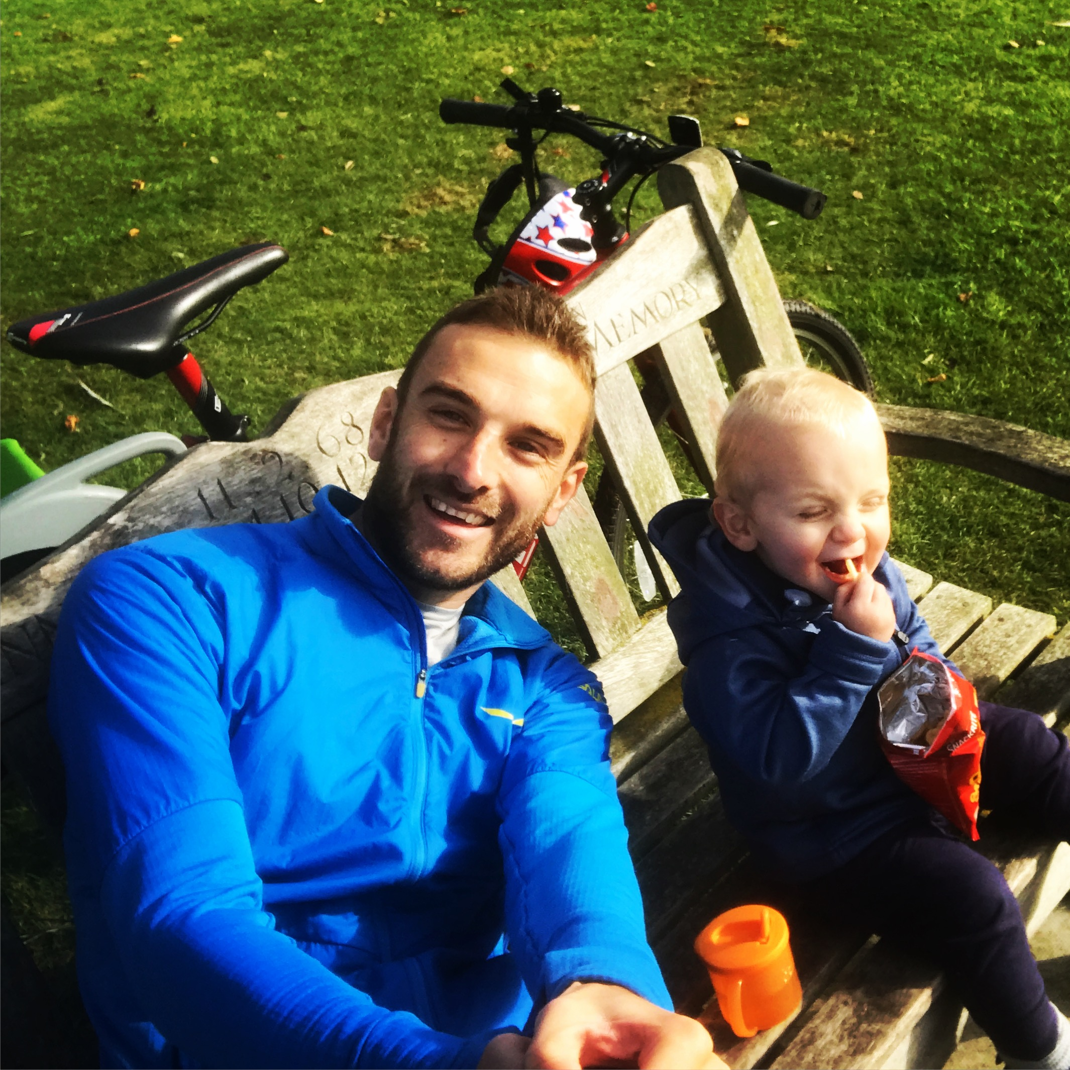 father-son day out